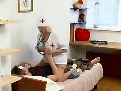 Sultry Russian Granny Nurse.by Pornapocalypse mature mature family kiss xxx granny ol