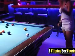 asian tiffany thompson swallow pov fucked after going for some drinks.