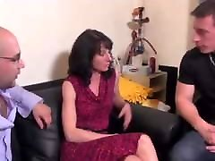 Mature cekci movie fuck with two man