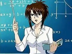Hentai - Depravity 1. Destruction of a Female Teacher. Episode 1. English