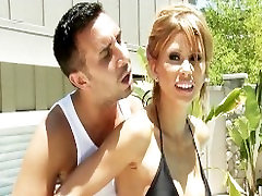 Stressed out MILF Brooklyn Lee gets indo ibu hamil sexd with a happy ending