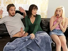 Alana Cruise & Carolina Sweets in Distracted By Dick - Nubiles-Porn