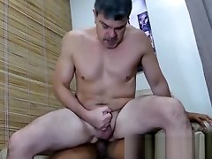 Young gay Asian asshole stretched with bare pounding