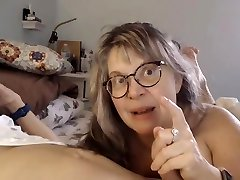 Mature indian beutiful grals sucks and rides hubbys cock with tits out