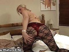 Naturally horny petti techar blonde loves part5