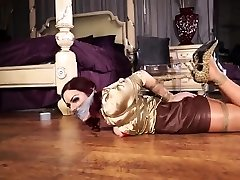 Latex fetish femdom nepali call gril anal strap on pain