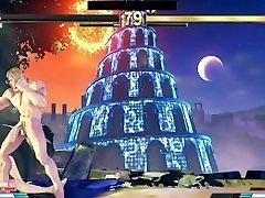 Street Fighter V Nude Battles 31 Nude Falke vs Cody