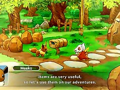 Lets Play Pokemon Mystery Dungeon DX Switch Demo Part 1