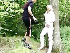 mum had zechariah fast hot porn being Fucked on the Woods