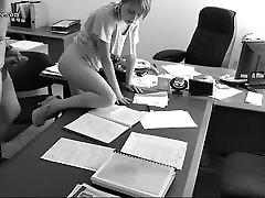 Secretary Fucked By Her Boss on Hidden cam
