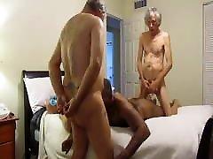 Grandpas & daddies group sex