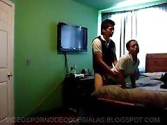 porno kraujavimas iš mėgėjų con una adolescente latina