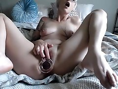 Hot college party sweet anal mommy roleplay her creamy gaping cunt