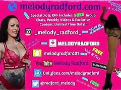 15 Melody Radford BIG natasha fantasy mom AMATEUR My First Attempt With A Butt Plug FREE