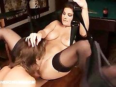 Crazy Sex Swing Fuck