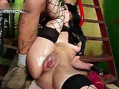 Slut with huge namaste malkova xxx com lips gets enormous part3