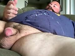 thick chubby ex jerking me off shoot