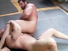 Frank Defeo Nude Wrestling champ