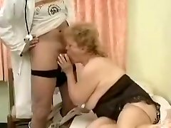 BBW step sister double penetration stocking all Seduced by the Doctor