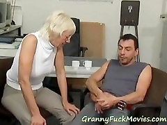 Watch hot mommy son boss porn