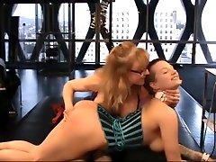 Nina Hartley & Belladonna BDSM