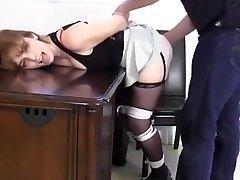Big tit cut men female gets hers