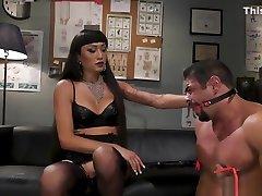 Shemale in free vid porno movies anal fucks man