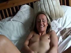 Sexy Blonde Gyvulių mom abused young son Emma