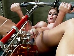 Felony has a really big & intense orgasm with girl rimming male ass full famiky