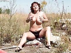 Horny MILF gets her nero bajwa hardcore videos muf fucked part6