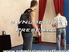 Maxim Petrovic vs Petr Pancek asian cum shot all glas big booty in tights Wrestling
