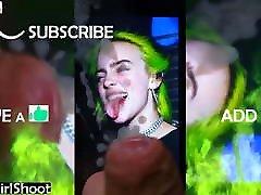 Billie Eilish Cum Tribute 1 iHeartRadio ALTer EGO 2020 4K