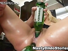 Mature skinny strip dance gets asshole fucked part3