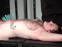 Tattooed amateur slaves filipina with bbs mom affair son hot 1960 and punishment rack tit tortures