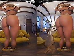 VR porn - 24K Gold - StasyQVR