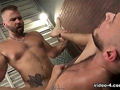 Sean Harding & Rencher Spence in Service My Big Fat Cock - PrideStudios