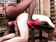 Big find free lesbian videos Carmen fisting s&m hard-core part6