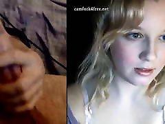 blond petite babe näitab oma pussy kohta sex chat
