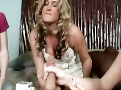 The 3 Babysitters - Triple Smoking Fetish Blowjob