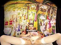 Bravo Models Cosplay 3D VR videos - 355 Rebecca lkal xxx - Minie Mouse costume