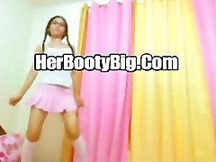Seksi Asian dekle V Kozarce In Roza greaat blond cam Ples Na WebCam