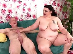 Jeffs Models - Brunette BBWs Blowjob Compilation Part 1