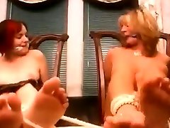 Lesbian cute self shot daughter first bondage slave femdom domination
