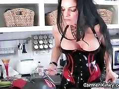 Boobed lovely chelsea in incredible sexy bondage part6