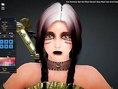 tqeditz-black desert online-tamer simbolių kūrimas-s1 e2