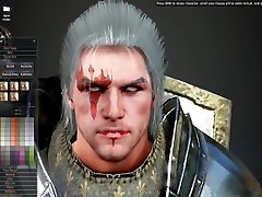 tqeditz-black desert online-warrior character creation-s1 e3