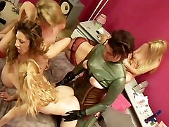 Mature Women With Younger Girls Orgy 02 - Part 3