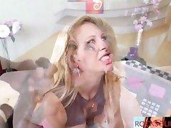Cherie DeVille Cumshot Compilation 38 Minutes!