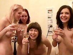 Torrid kisses and pussy games part1