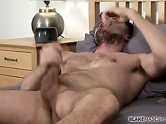 Sexy Polish guy Adam Dacre arrived from Chelsea to show off